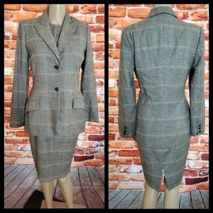 Bill Blass Suit Jacket & Matching Dress Size 6